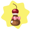 Chocolate pet potion