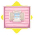 Dolls house window