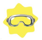Winter Ski Goggles