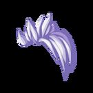 Silver-on-violet