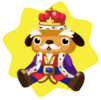 Regal mayor plushie