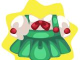Cute Elf Girl Dress