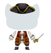 Lady pirate outfit