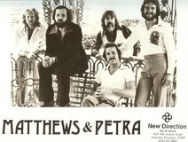 Petra with Matthews 1977 or 1978