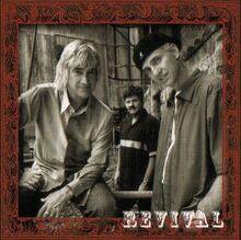 Petra Revival 2001