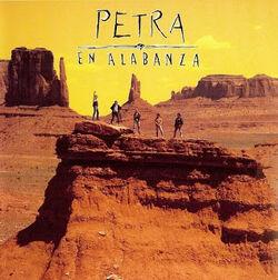 Petra - En Alabanza - 1992 - Front