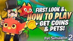 Pet Simulator 2 Wiki Fandom