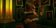 Jacob Elena hug