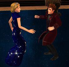 Elena and Barnaby Celestial Ball