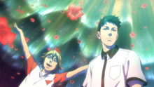 Hiroki and Tsukasa