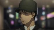 Episode 3 - Tsukasa observing Inui