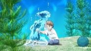 Episode 4 - Tsukasa as water