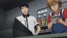 Ep 3 - Tsukasa and Hiroki