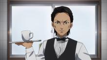Hiroki's disguise