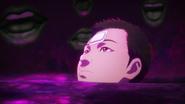 Satoru submerged