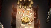 Pet-9-Banquet table