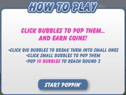 Bubble Pop Instructions