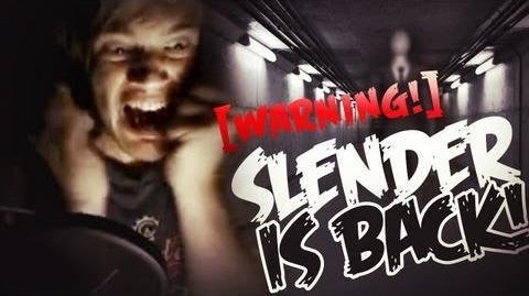 Slender Man's Shadow: Sanatorium - Part 2
