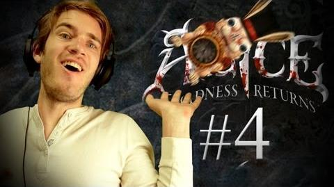 WHATEVER ALICE! - Alice Madness Returns - Part 4