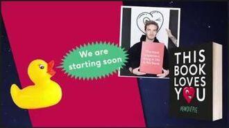 ThisBookLovesYou Livestream w Matthew McConaughey