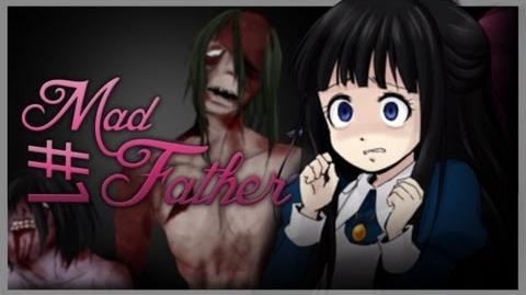 EPIC NEW HORROR GAME! D - Let's Play - Mad Father - Part 1 ( Download Link)-1