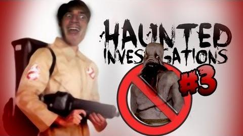 GHOST HUNTING TIME! - Haunted Investigations - Part 3