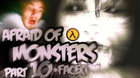 Funny Horror F*CK! - Afraid Of Monsters - Part 10