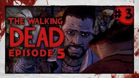 REVENGEFUL LEE! - The Walking Dead Episode 5 Part 3 (No Time Left)