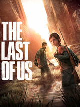 Video Game Cover - The Last of Us