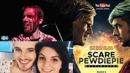 Behind the scenes of Scare PewDiePie- Multiplayer