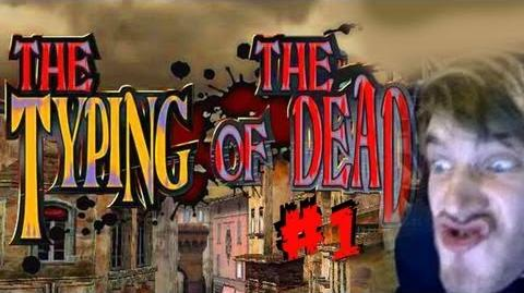MOST STUPID GAME EVER! - The Typing of the Dead - Part 1