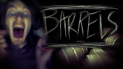 BARRELS!!! - The Game (Slender Based)