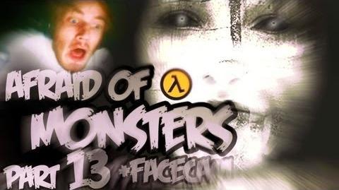 I F*CKED RUBENS MOM! - Afraid Of Monsters - Part 13