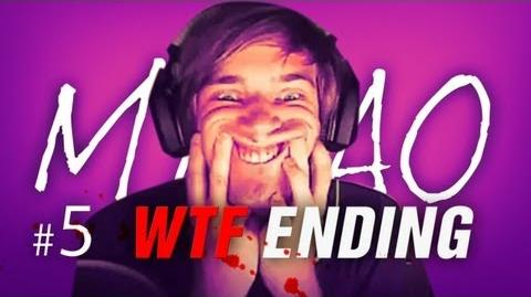 CAN NOT BE UNSEEN! - Misao (5) All Endings