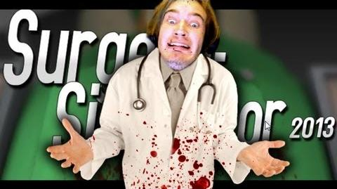 BEST DOCTOR IN THE WORLD! - Surgeon Simulator 2013