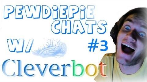 CLEVERBOT IS CHEATING ON ME! D Cleverbot - Part 3
