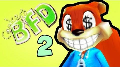 IT'S ALL ABOUT THE MONEY - Conker's Bad Fur Day (2)