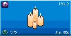Candles (Tuber Simulator)