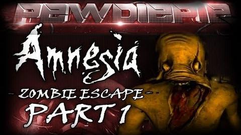 Amnesia: Zombie Escape - Part 1