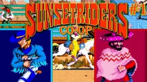 CORMANO!!!! - Sunset Riders (Co-op w Cry) - Part 1