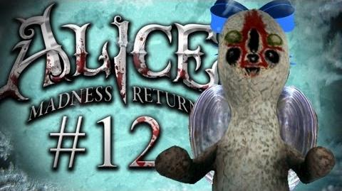SCP MONSTER?! - Alice Madness Returns - Part 12