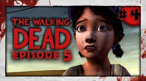 GOODBYE - The Walking Dead Episode 5 Part 4 - FINAL (No Time Left)