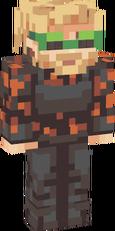 Pewds Minecraft skin