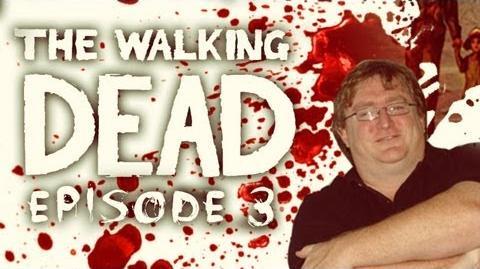 GABE APPROVES! - The Walking Dead - Episode 3 - Part 1