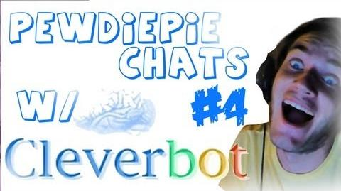 NIPPLE FACE NIPPLE FACE! - Cleverbot - Part 4