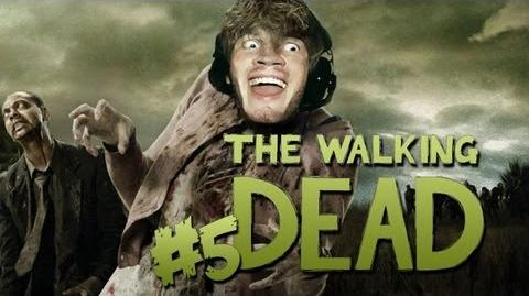 The Walking Dead - BELLY HURTS FROM LAUGHING XD - The Walking Dead - Episode 1 (A New Day) - Part 5