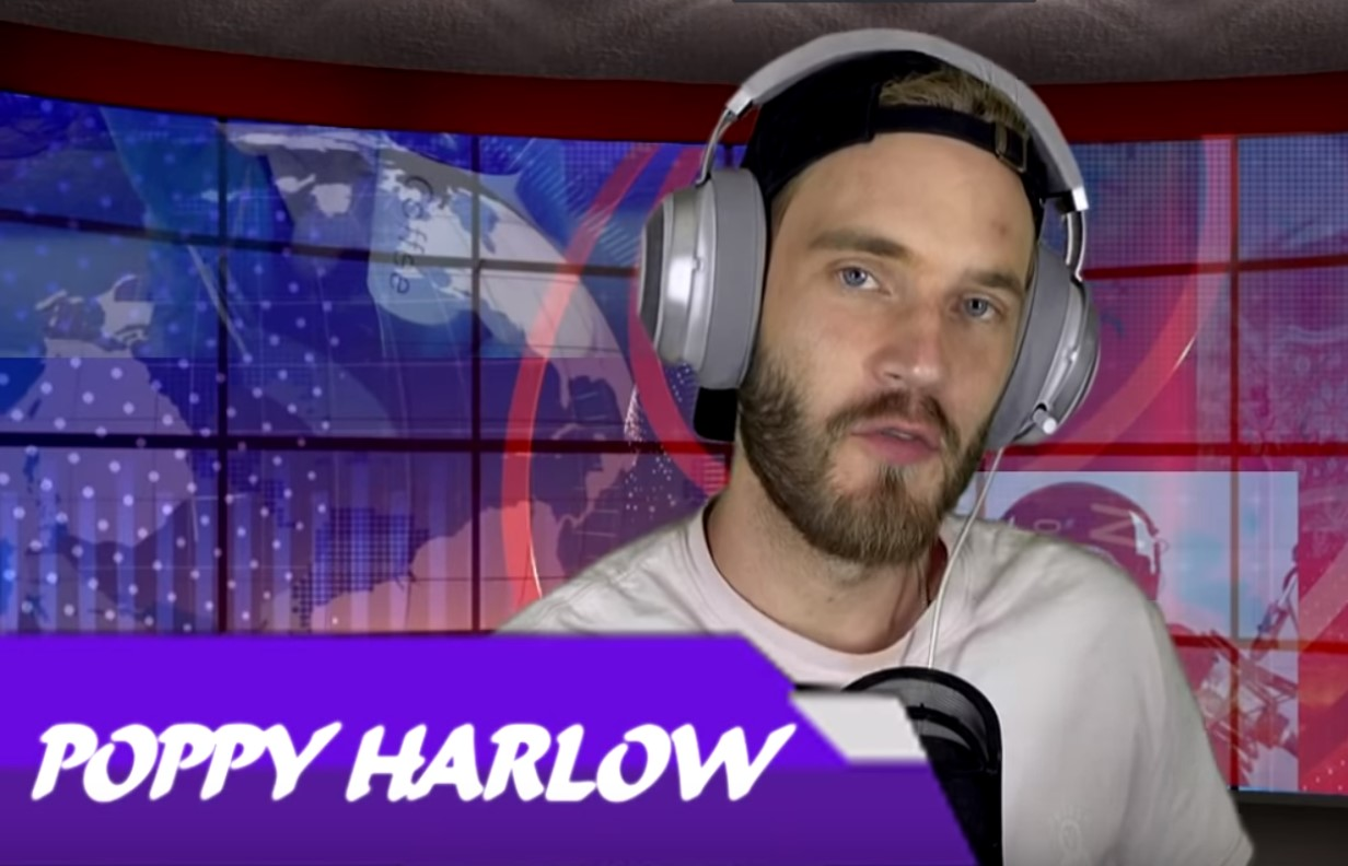 Poppy Harlow | PewDiePie Wiki | FANDOM powered by Wikia