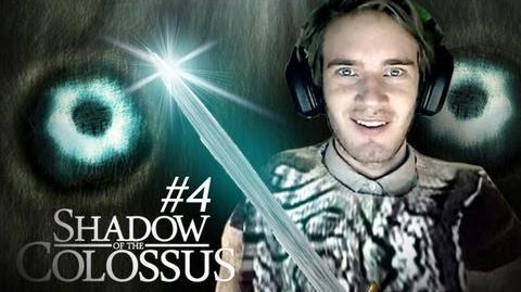 "A NEW BRO! - Shadow Of The Colossus 4th Colossus - Equus Prime ""Phaedra"""