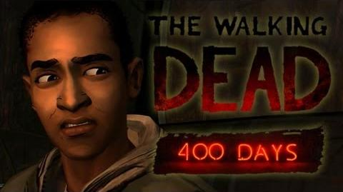 The Walking Dead 400 Days Gameplay DLC (Russel) Part 3
