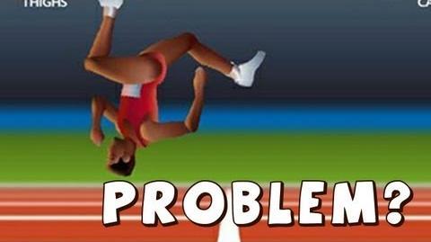 PROBLEM, HATERS? - QWOP - Part 2 - NEW RECORD B'TCHES!